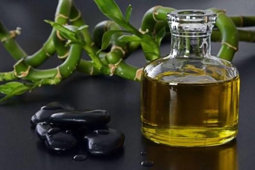 olejki do włosów