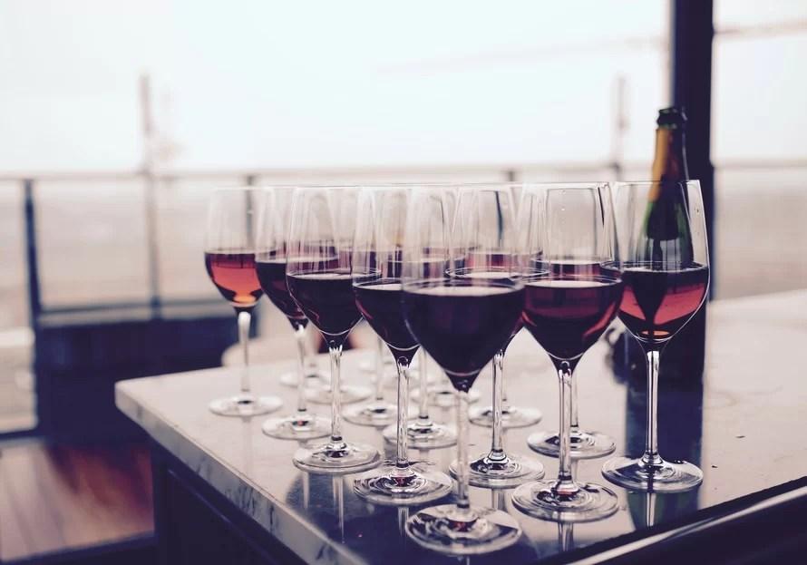 Wino do różnych dań i jego korzystny wpływ na nasz organizm