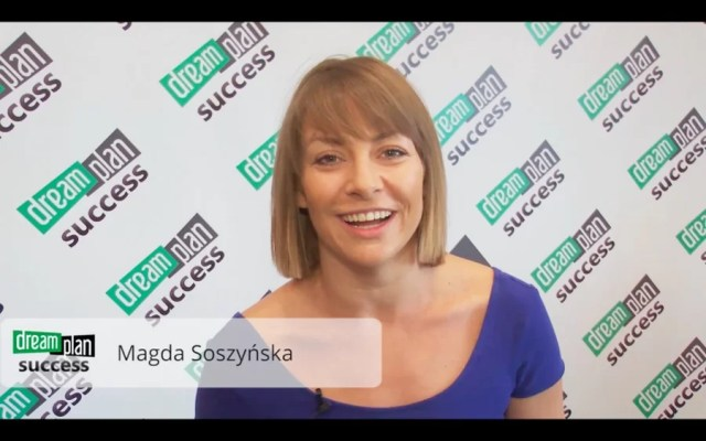 Magda Soszyńska: prawdziwa siła nie boi się korzystać ze wsparcia