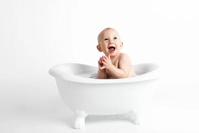 Kosmetyki do kąpieli dla dzieci - jak wybrać odpowiednie?