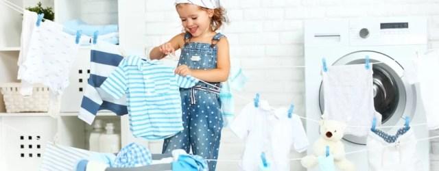 Hipoalergiczny środek do prania bezpieczny dla skóry dziecka