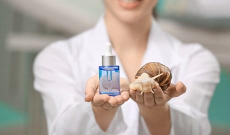 Właściwości kosmetyczne śluzu ślimaka