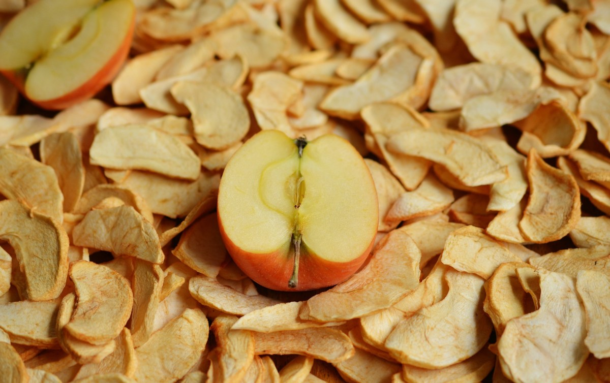 Jak suszyć jabłka w piekarniku. Suszone jabłka na zimę