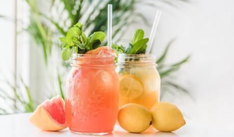 Lemoniada - idealny sposób na orzeźwienie