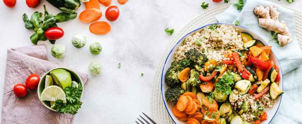 Zbilansowana dieta to podstawa zdrowego odżywiania