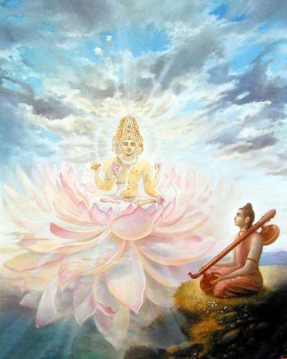 The Great Omnipotent Brahma