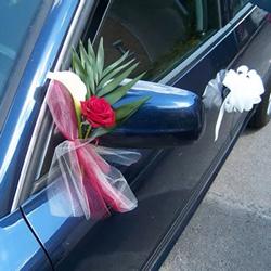 Украшение свадебных машин своими руками / Украшение машин ...