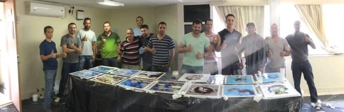 Curso de Porcelanato Líquido em Ribeirão Preto SP