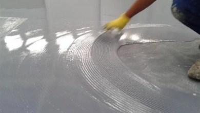 Photo of Porcelanato líquido nivelamento da superfície!