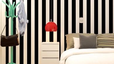 Photo of Papel de parede para quarto de casal!