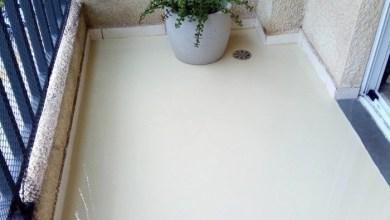 Photo of Porcelanato líquido em Sacadas e Varandas!