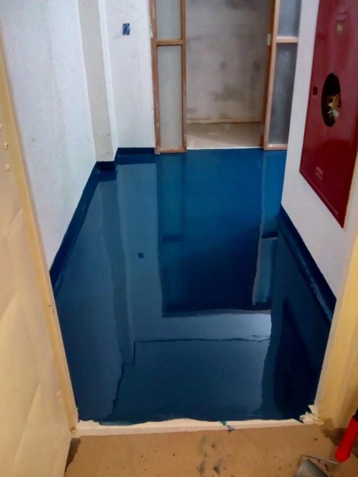 LiquidPiso Hall Elevador