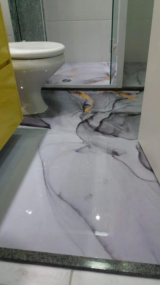 Porcelanato liquido 3d fotos