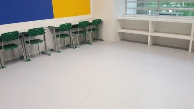 Photo of Pintura Epóxi Para Escolas Universidades Ginásios