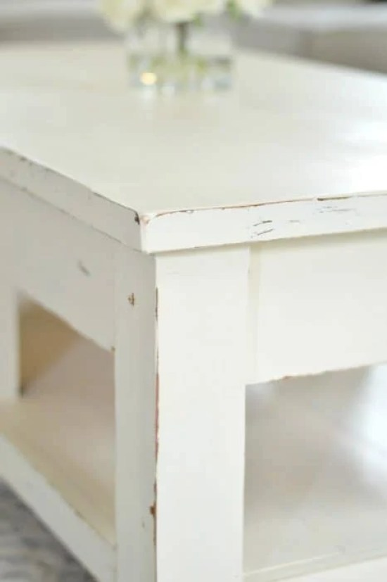 How to Paint Furniture With Little Effort!