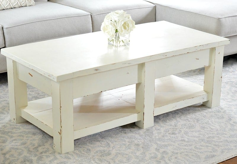 Learn how to paint wood furniture to totally revive a date piece.