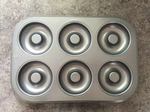 Donut pan for Donut Recipe