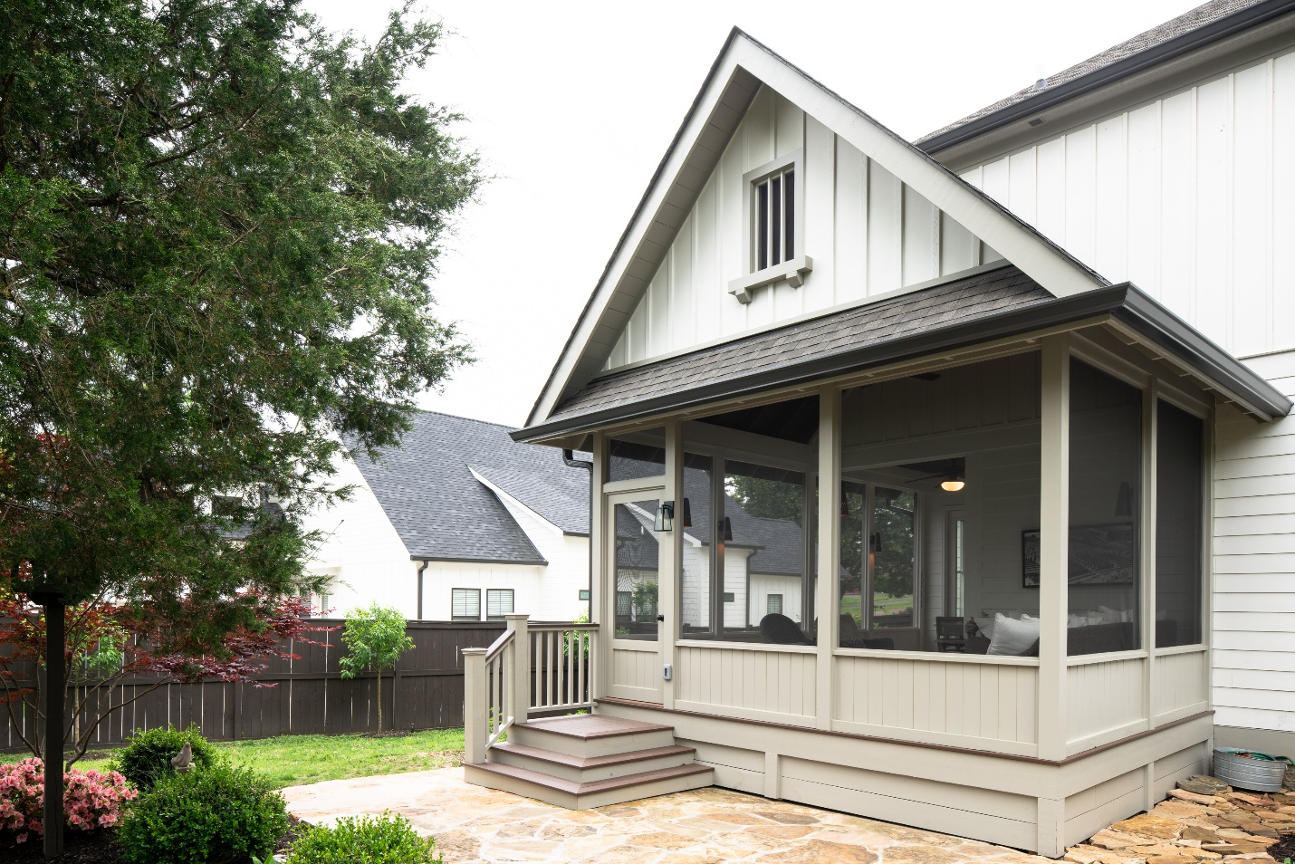 https porchco com your nashville screened porch addition choosing the right roof style