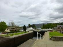 Fort Augustus near Loch Ness