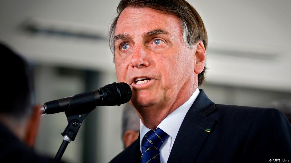 Bolsonaro fala sobre fraude nas eleições