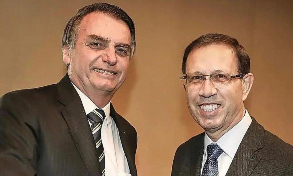 Carlos Wizard e Bolsonaro