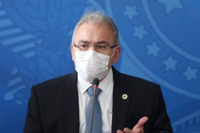 Ministro da Saude por Fábio Rodrigues Pozzebom