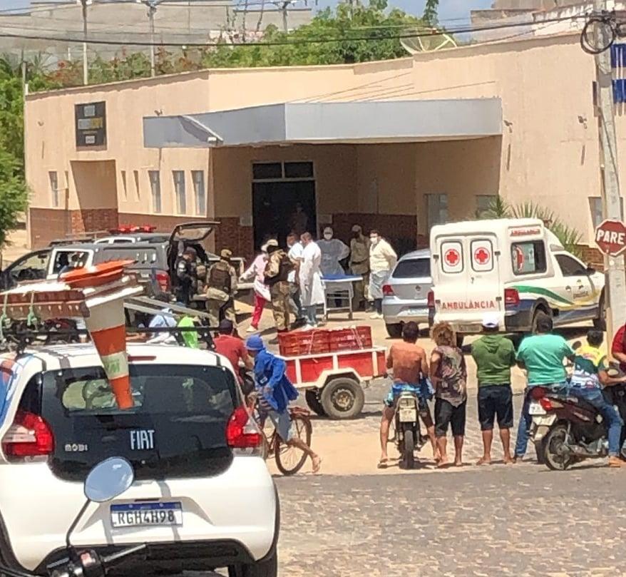 Três suspeitos de assalto morrem após confronto com a PM em Umarizal, no Oeste do Rio Grande do Norte