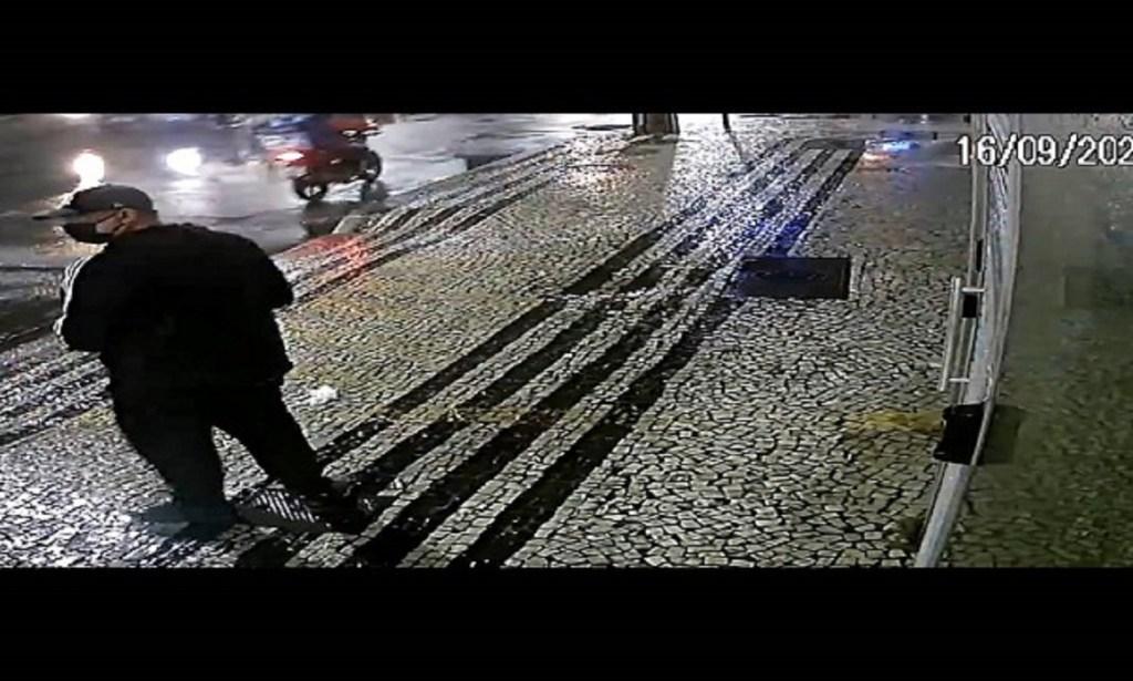 Homem arremessa bomba em Consulado da China no Rio; polícia procura autor do atentado