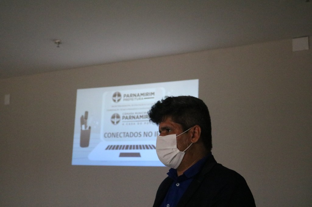 Conectados no IF Câmara de Parnamirim apresenta projeto para gestores da educação no município