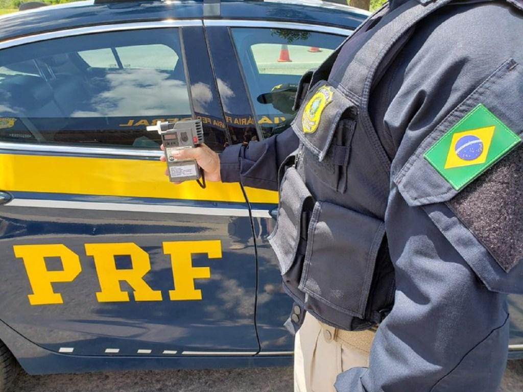 PRF prende quatro por embriaguez ao volante no RN durante o final de semana; um dos detidos também é acusado de estupro