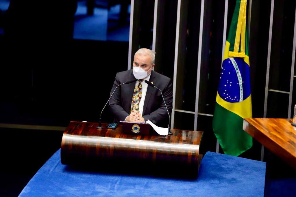 Senado vota Marco Legal das Ferrovias na próxima terça-feira (05); senador Jean é o relator
