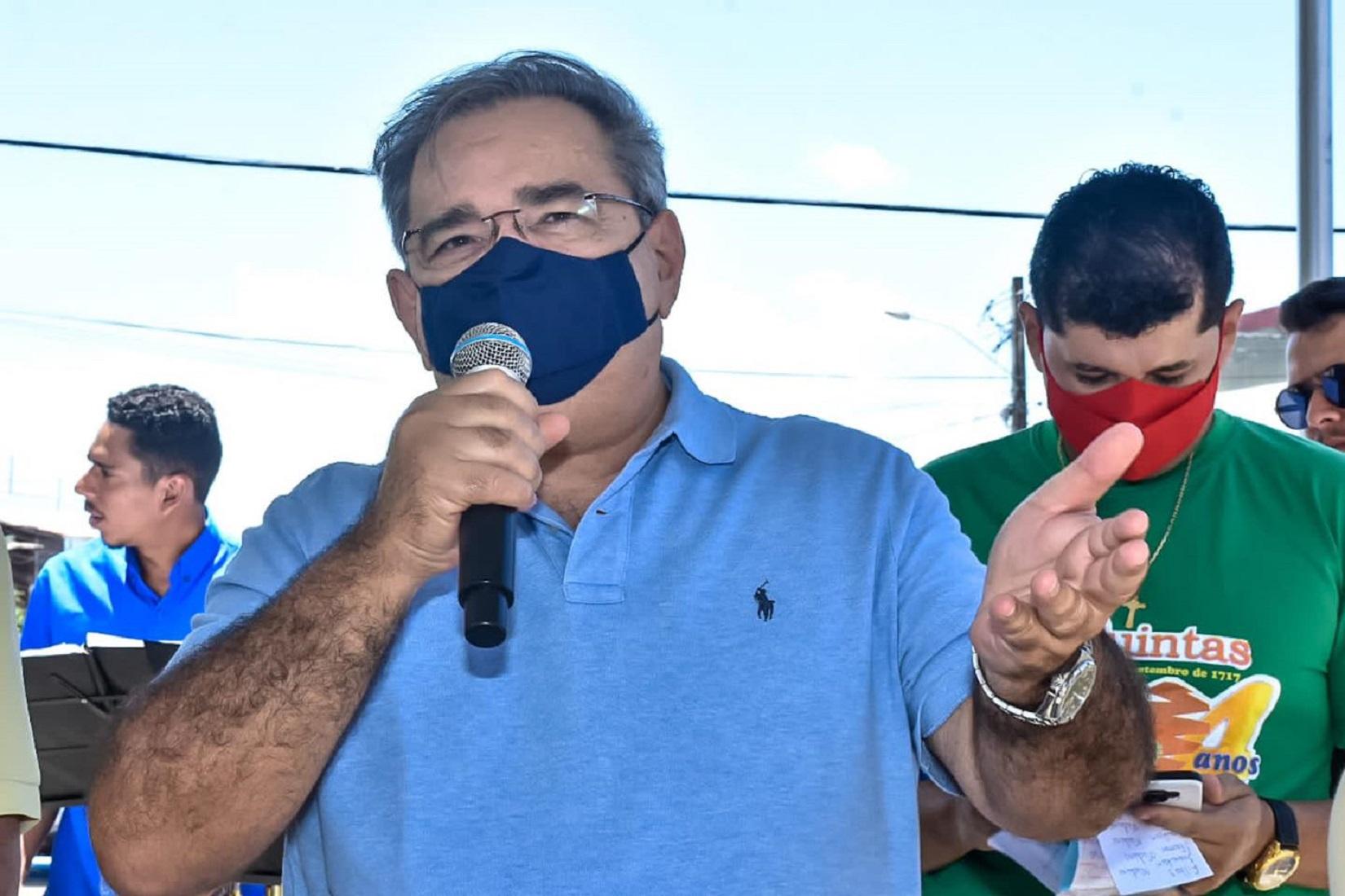 Álvaro Dias quer autorização da Câmara para empréstimo de R$ 400 milhões