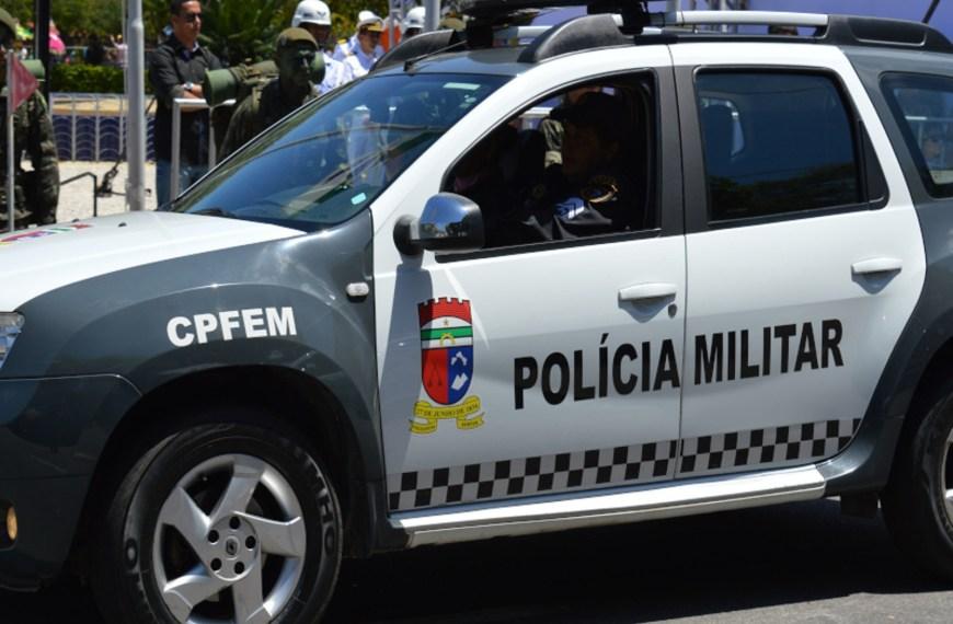 Policiais da Companhia Feminina apreendem dupla após assaltos na zona Leste de Natal