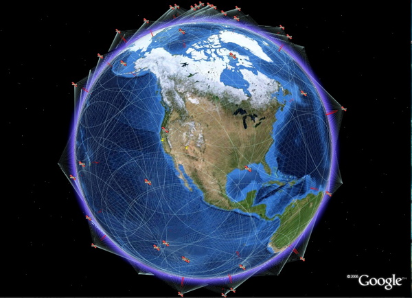 google-satellites-o3b