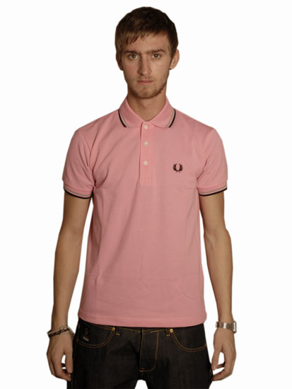 Spring Essential: Fred Perry Japanese Polo