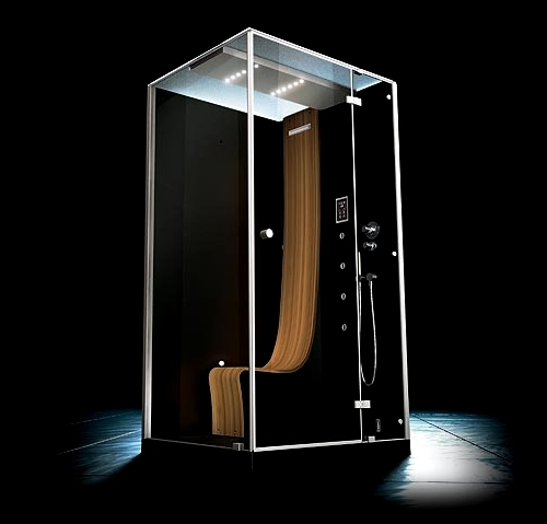 Morphosis Omega For Jacuzzi: Pininfarinau0027s High End Shower System