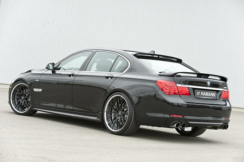 Hamann Tuning Package For 2009 Bmw 7 Series Por Homme