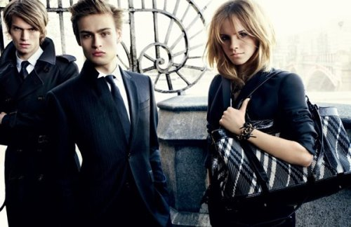 Burberry Fall '09 Ad Campaign