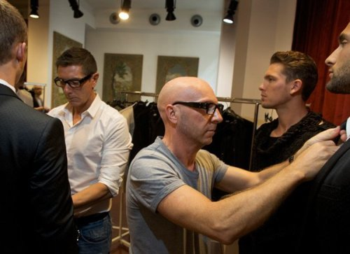 Dolce & Gabbana S/S 2010 Preview in Milan