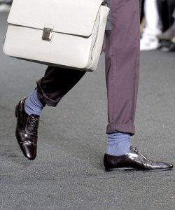 S/S 2010 Louis Vuitton Men's Footwear