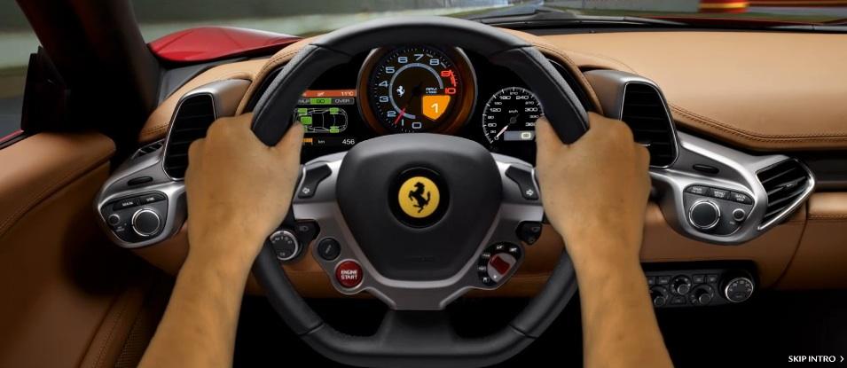 Official 2011 Ferrari 458 Italia Goodbye F430 Por Homme