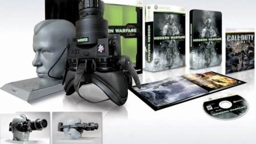 COD Modern Warfare 2 Prestige Edition boasts Night Vision Goggles