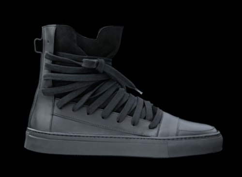 S/S 2010: Kris Van Assche Footwear