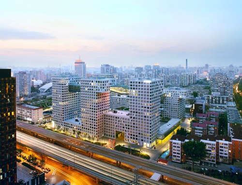 Linked Hybrid in Beijing China