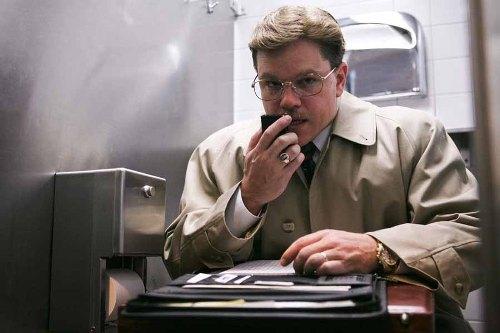 """Matt Damon Stars in """"The Informant"""""""