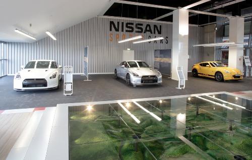 Nissan Nurburgring Facility