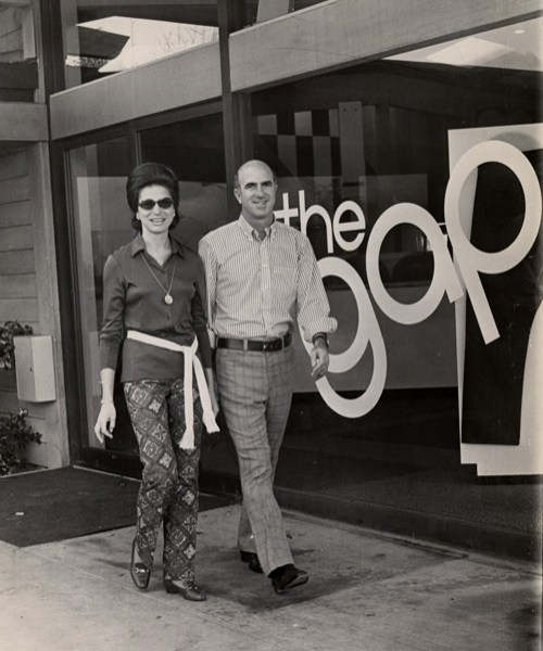 Don Doris, Co-Founder of The Gap