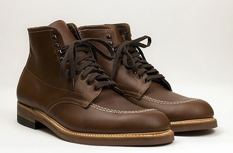 Alden High Work Shoe Indy Boot