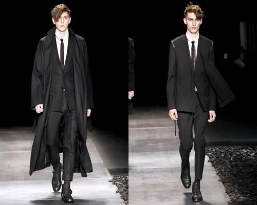 Video: Dior Homme Fall 2010 [Paris Fashion Week]