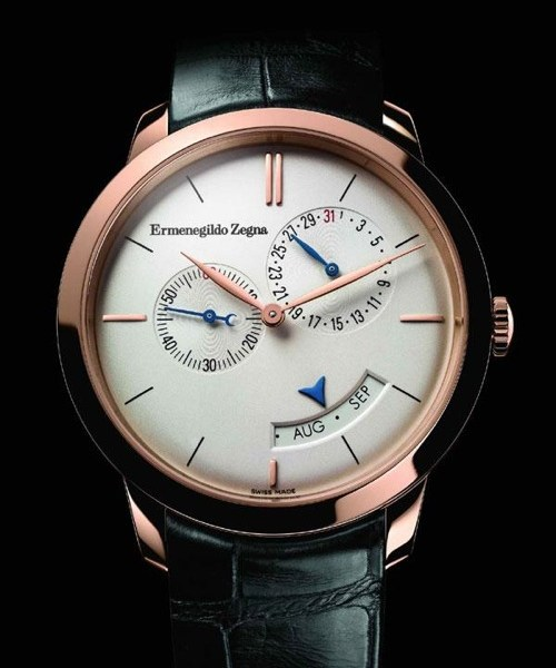 Ermenegildo Zegna Centennial Limited Edition Watch